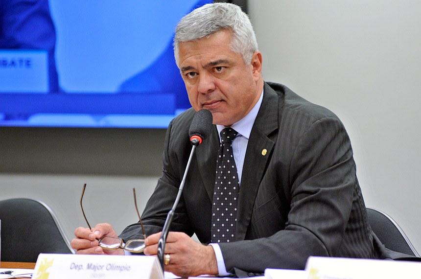Major Olímpio, líder do PSL no Senado, morre vítima da Covid-19