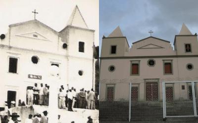 Igrejas e prédios históricos do Brejo da Madre de Deus são tombados