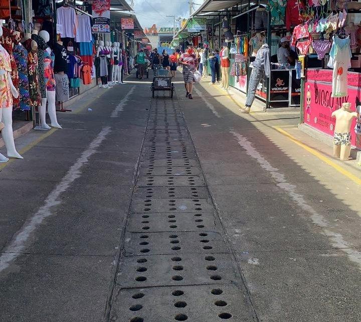 Feiras de Toritama, Caruaru e Santa Cruz do Capibaribe registram baixa movimentação no retorno das atividades presenciais