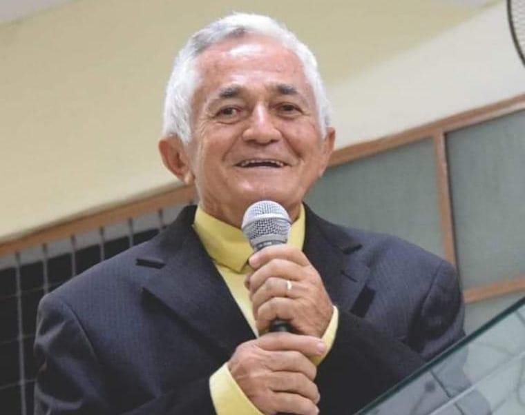 Morre o Pastor Adonias, da Igreja Congregacional em Santa Cruz do Capibaribe