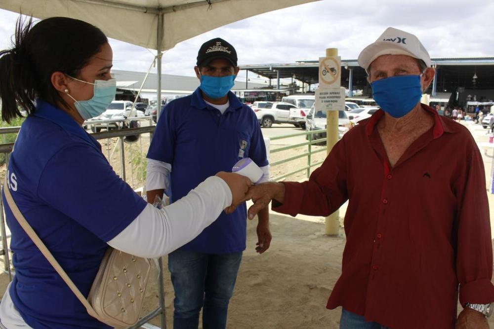 Prefeitura de Santa Cruz do Capibaribe emite nota comunicando a retirada de barreiras sanitárias