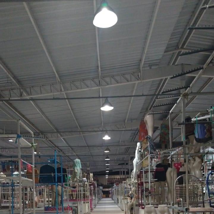 Prefeitura de Santa Cruz inicia série de reparos no Calçadão Miguel Arraes