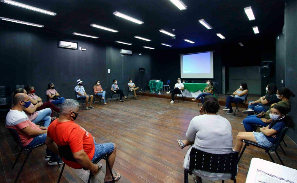 CAPS II de Santa Cruz realiza encontro em prol da Semana de Luta antimanicomial