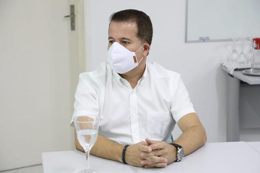 """""""É uma gestão que não tem avanço em nada"""", dispara Edson Vieira contra administração atual de Santa Cruz"""