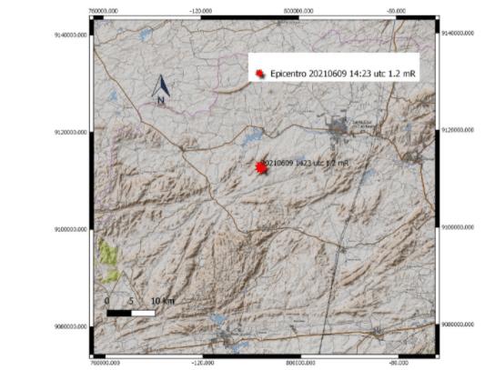 Novo tremor de terra é registrado em Brejo da Madre de Deus