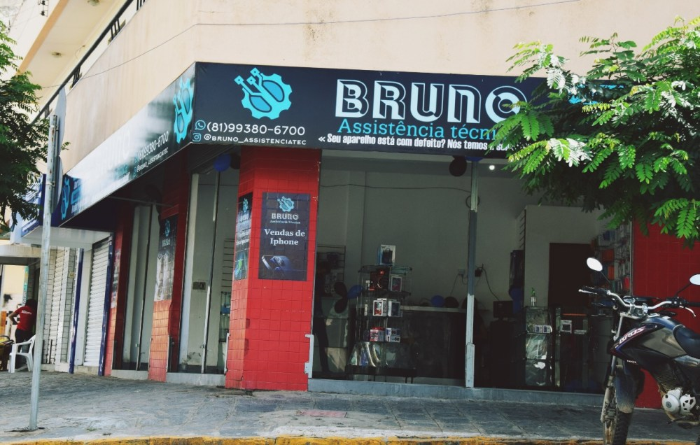 Blog Comércio – Bruno Assistência inaugura unidade em Santa Cruz do Capibaribe