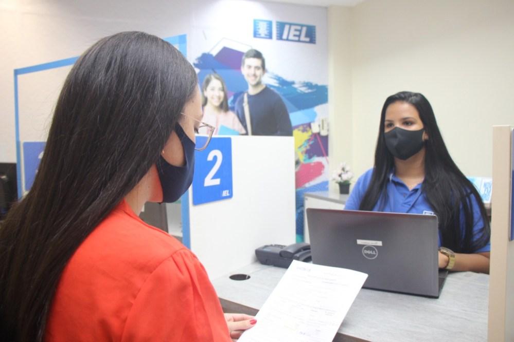 IEL-PE recruta para 100 vagas de estágios em PE