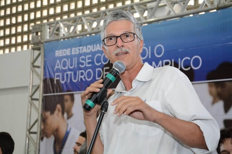 """""""Que grupo?"""", diz Afrânio Marques ao ser questionado se ainda faz parte da base de Allan Carneiro"""