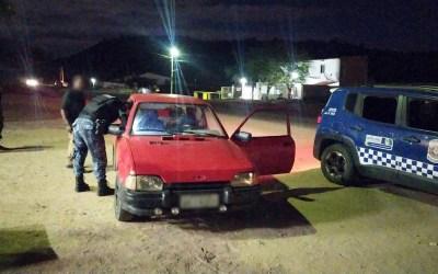 Guarda Civil Municipal de Santa Cruz impede possível homicídio que ocorreria em Jataúba