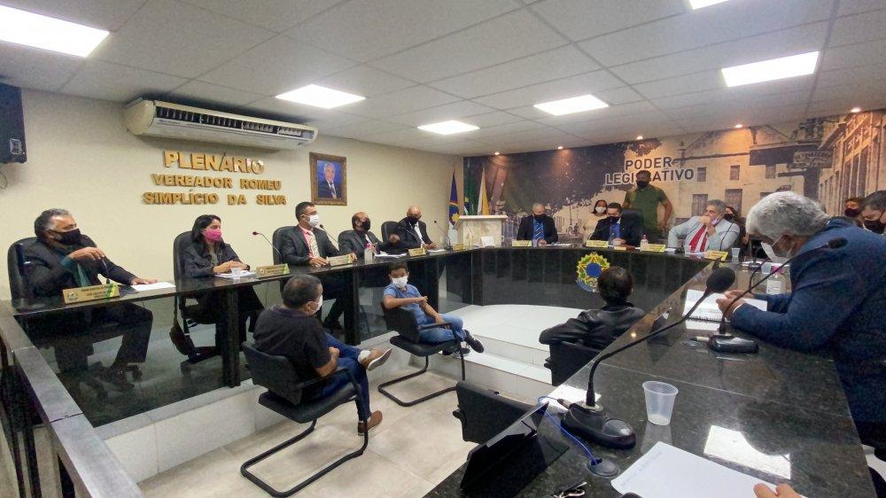 Eleição antecipada da presidência da Câmara de Toritama é suspensa pelo TJPE