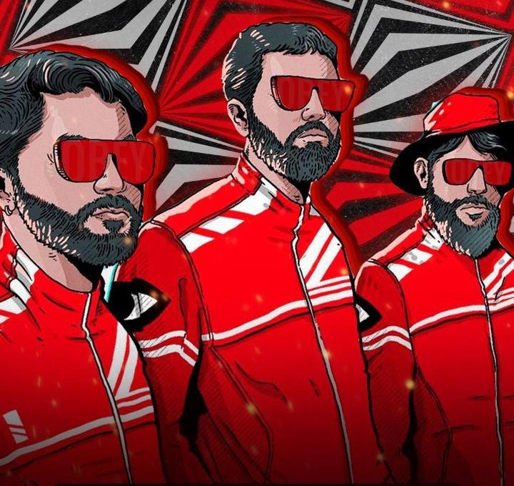 Banda recém formada em Santa Cruz do Capibaribe desponta como uma das mais ouvidas no Palco MP3