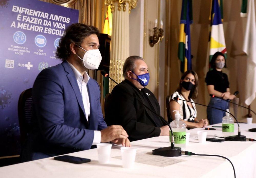 Pernambuco libera realização de eventos corporativos com até 100 pessoas e volta dos eventos sociais