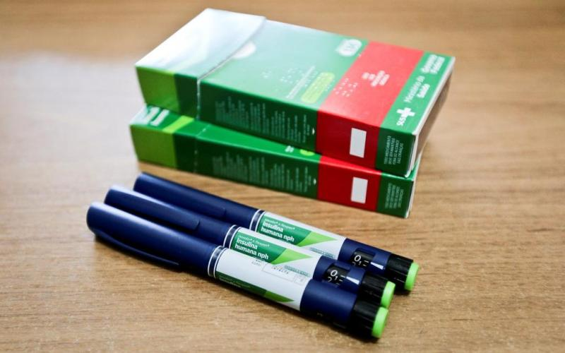 Santa Cruz agora conta com canetas de insulina