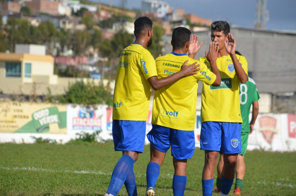 Caruaru City vence Sete de Setembro em amistoso visando a Série A2