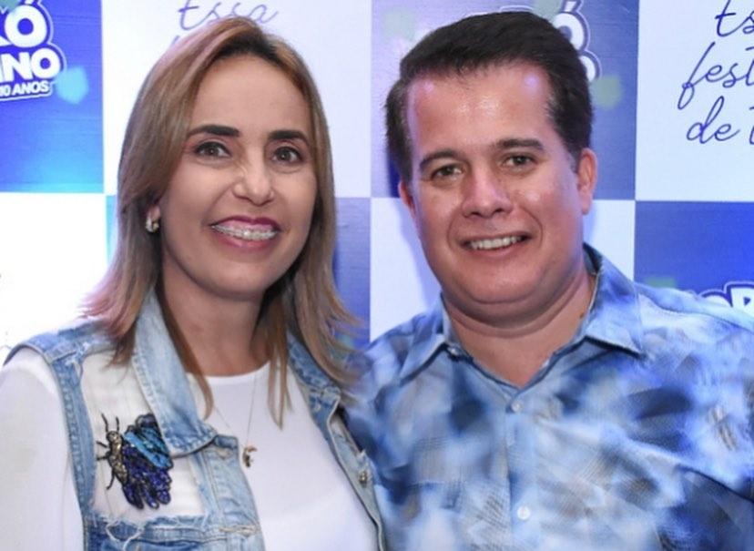 """Edson Vieira emite nota de repúdio após prefeito Fábio se referir à Alessandra como """"deputada"""""""