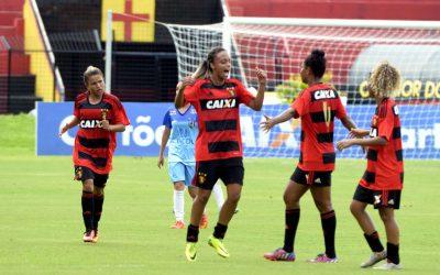De olho em categorias de base, Sport abre inscrições para peneiras no futebol feminino