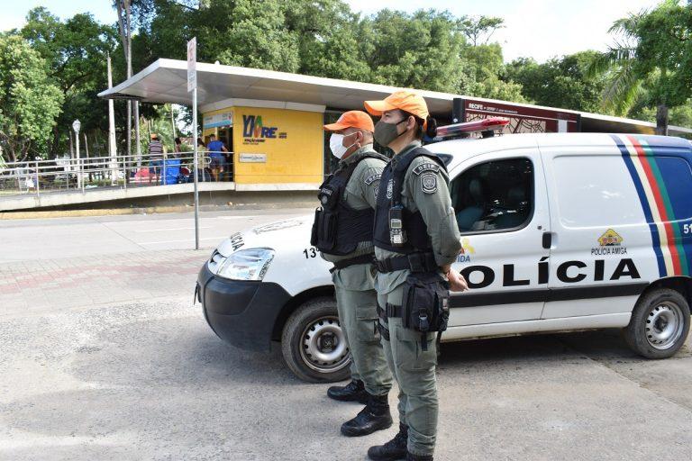 Pernambuco tem redução de 12,6% nos homicídios em 2021