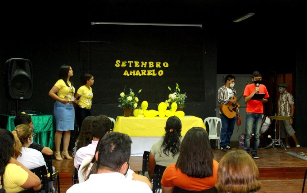 Setembro Amarelo: Prefeitura de Santa Cruz realiza palestra com foco nas redes sociais