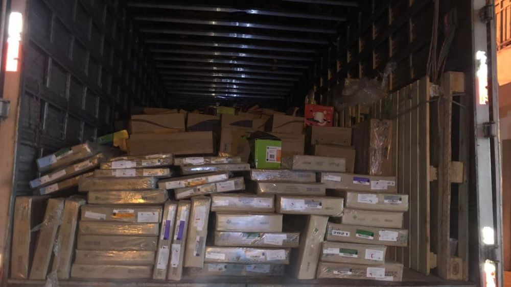 PF apreende R$ 240 mil em carga roubada e prende suspeito de receptação no Sertão de Pernambuco