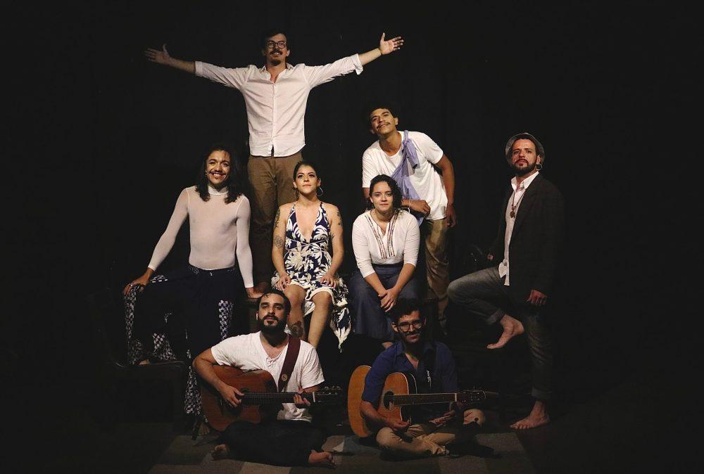 Espetáculo 'Pedaço de Tempo' estreia em Caruaru