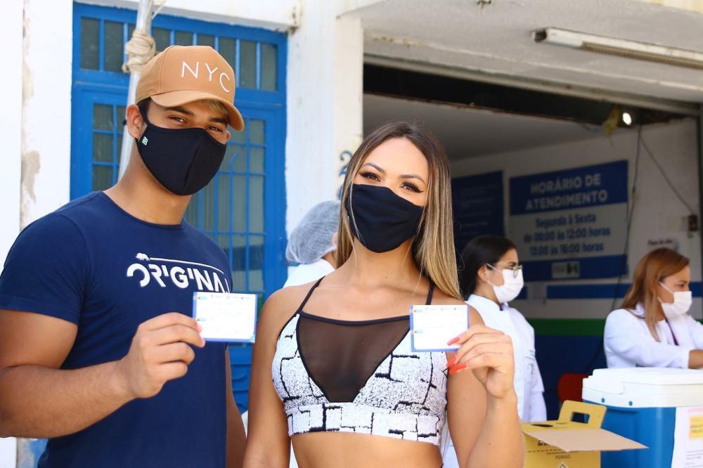 Santa Cruz realiza mais um mutirão da primeira dose da vacina neste domingo (10)