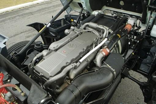 Motor VW NGD 370 gera 367cv de potência e conta com a tecnologia do turbo de geometria variável, que ajuda a manter torque alto em baixas rotações