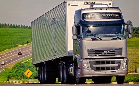 Volvo aposta em alta tecnologia e requinte em sua nova linha de caminhões pesados
