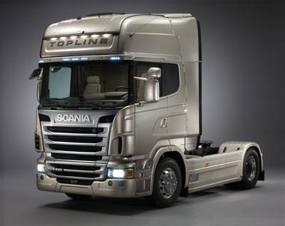 Scania r 2010