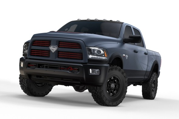 The Ram Truck brand and Warner Bros. Pictures team up for the ac
