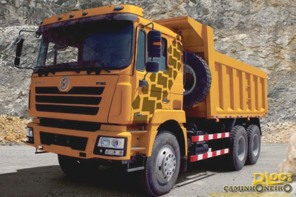 Shacman DT3856x4