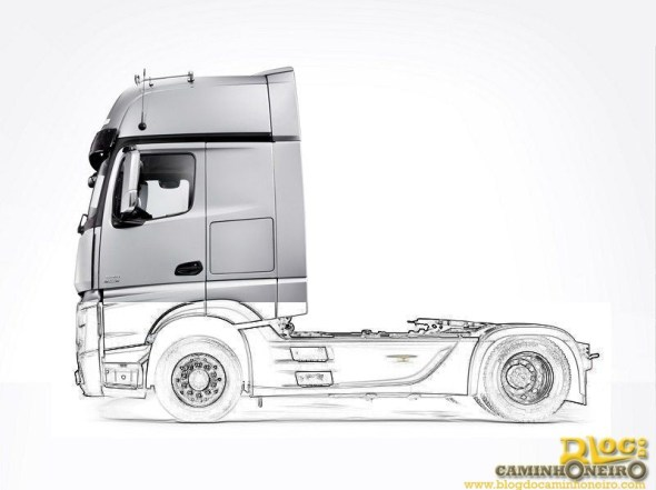 05. Actros MP4 2011