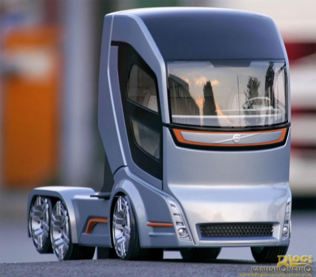 Um Pouco De História Dos Caminhões Do Futuro