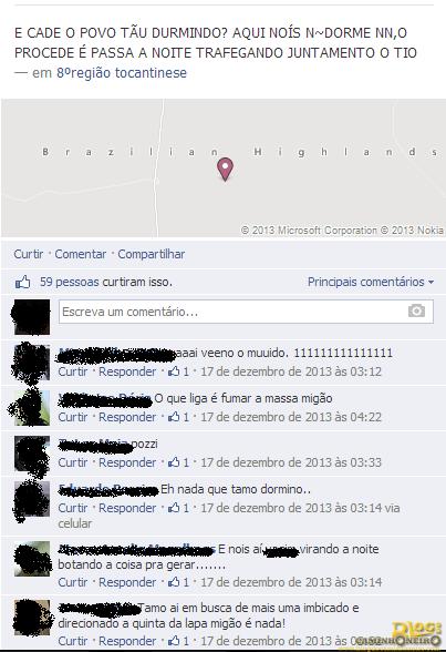 Show de erros de portugues!