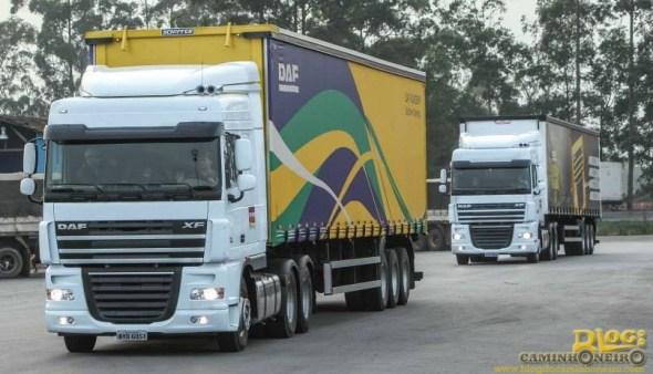 Caravana DAF Roda Brasil