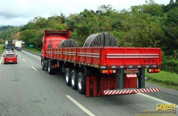 Scania na estrada