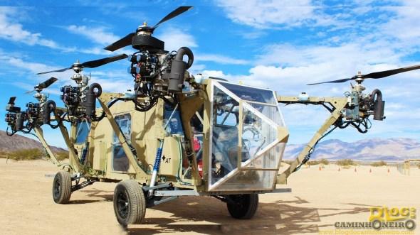 caminhao voador - Black Knight Transformer - Advanced Tactics
