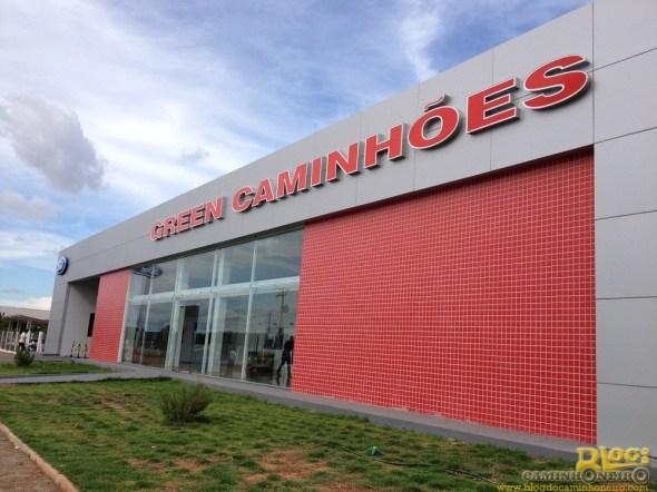Green Caminhões Opens in Brazil