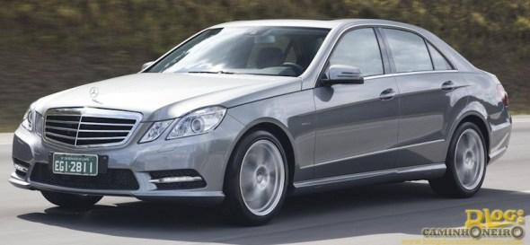 Mercedes-Benz Blindada
