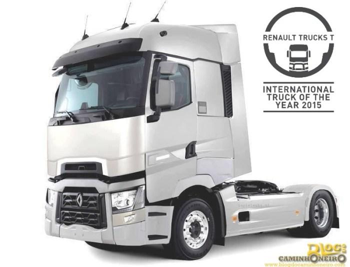 renault truck T