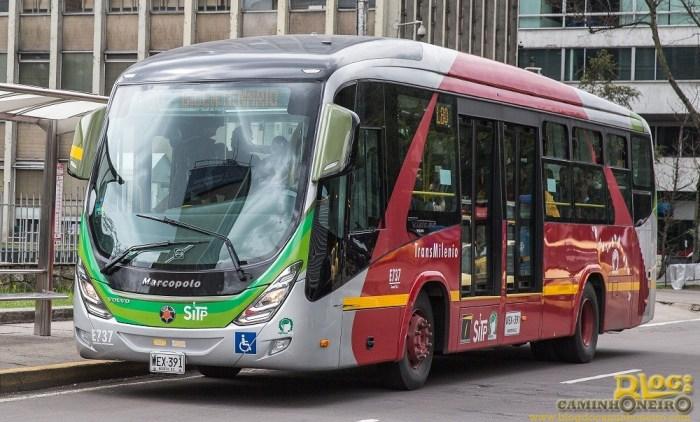 Onibus Volvo - Bogota (2)