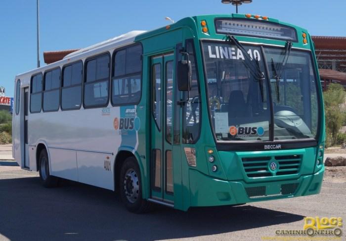Onibus Volksbus - Mexico (1)