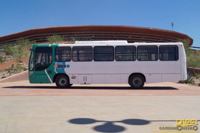 Onibus Volksbus - Mexico (2)