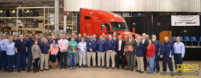 Kenworth T680 - One Millionth (1)