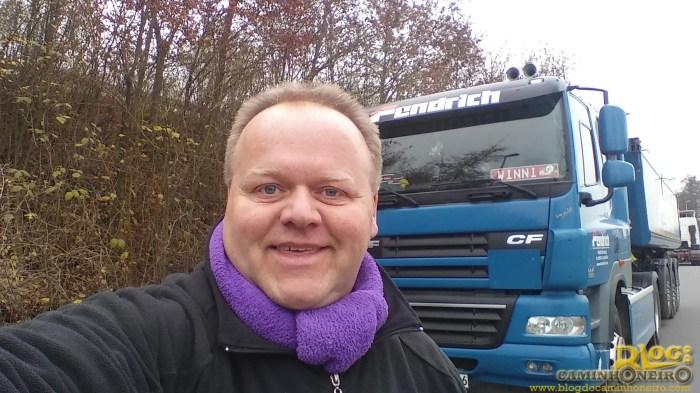 Winfried Biermann - Caminhoneiro cantor