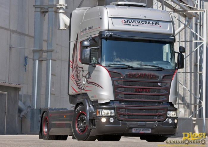 Scania Silver Griffin - Limited Edition (2)