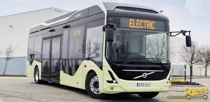 onibus eletrico Volvo (1)