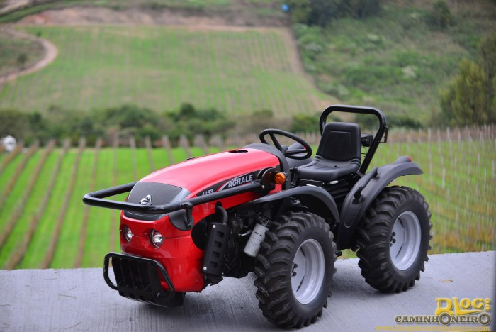 agrale trator 4233