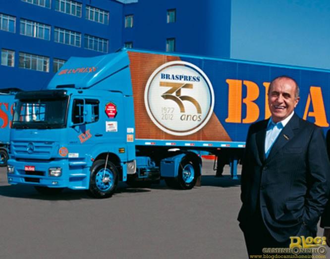 braspress - truckpad