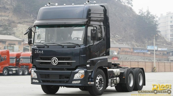 caminhao dongfeng chines