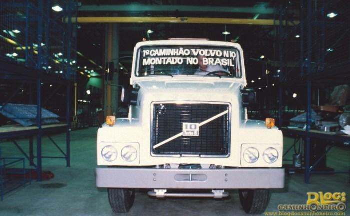 Volvo - 300 mil veiculos (2)